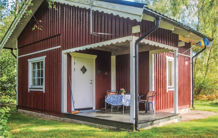 Holiday cottage with 1 bedroom on 50m² in Munka-Ljungby