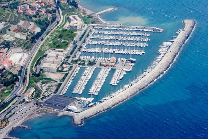 Vista Mare accogliente elegante App - Santo Stefano al Mare - Byt