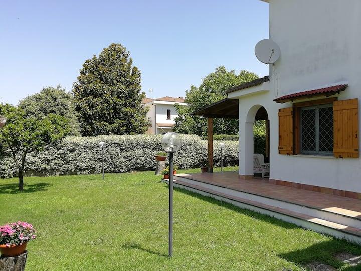 Villa Luisa vicino al mare