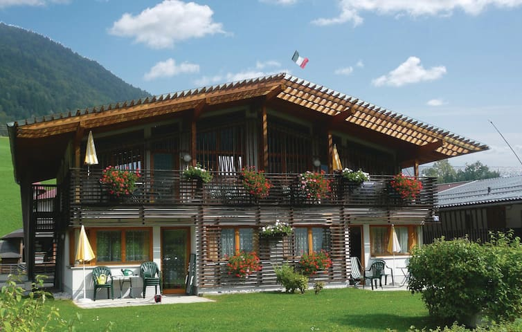 Holiday apartment with 1 bedroom on 70 m² in Kirchdorf/Tirol