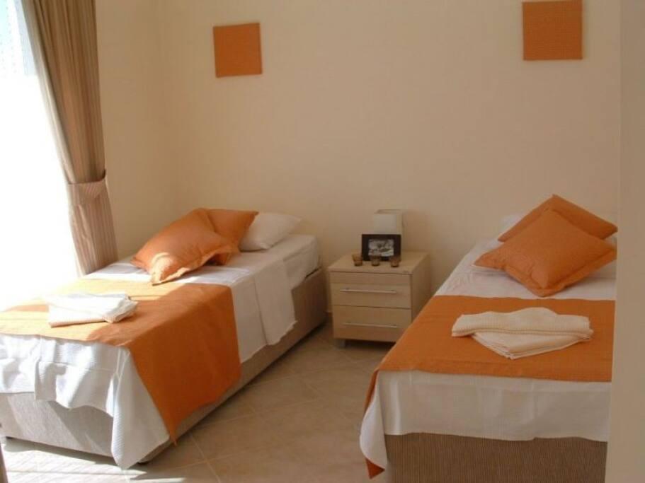 Bedroom 1 Sleeps 2