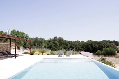Country house with pool 10min beach