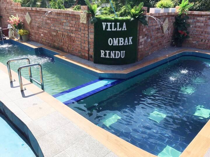 Villa Ombak Rindu