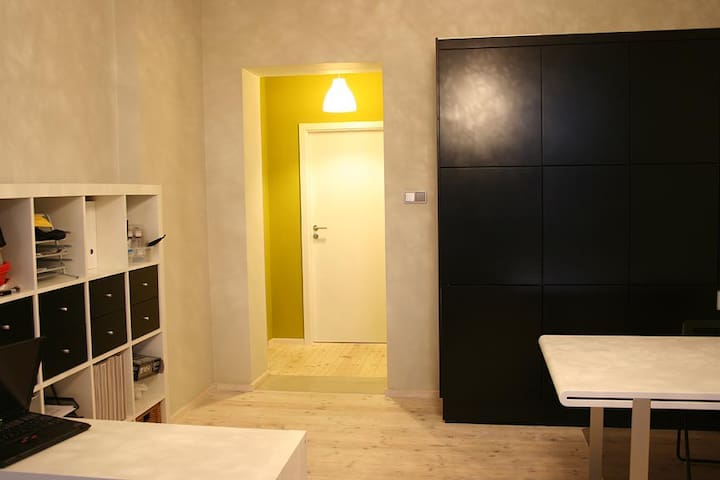Comfortable Studio for Connoisseurs - Wroclaw - Apartemen