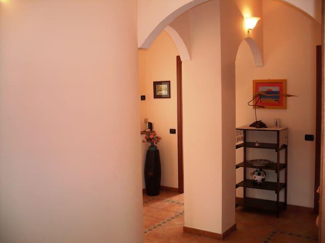 Tropea Zambrone - Daffinacello - Apartament