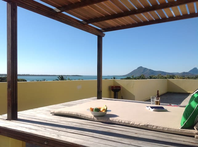 Studio 1 Romantic Ocean & Mountain views - La Gaulette - Appartement