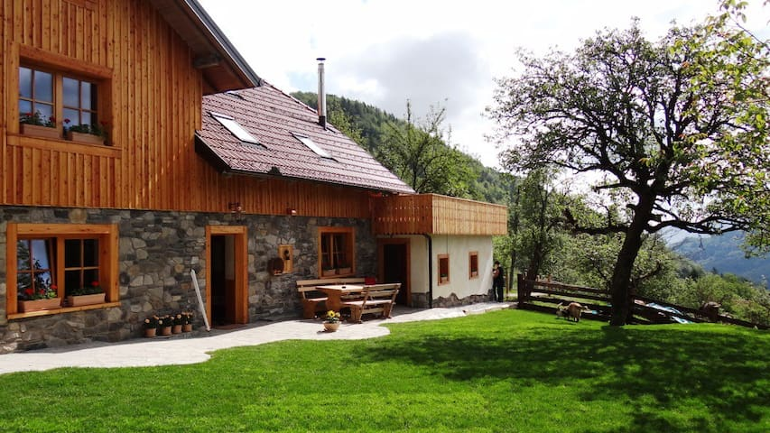 Eco Hills Farm Apartment Vransko