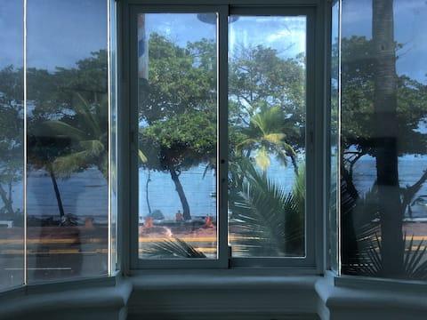 Cozy Suite Ocean Front 201