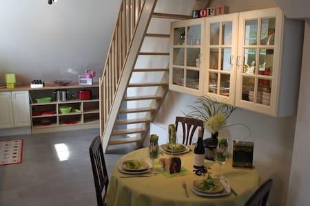 Magnifique Loft sous combles - Arzviller - Wohnung