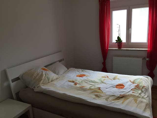 Comfortable room + detached bathroom in Klagenfurt - Klagenfurt am Wörthersee - Huis