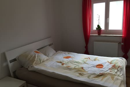Comfortable room + detached bathroom in Klagenfurt - Klagenfurt am Wörthersee - Hus