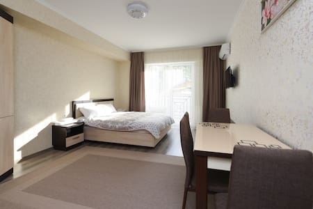 Very Nice studio apartment in Chisinau(2)