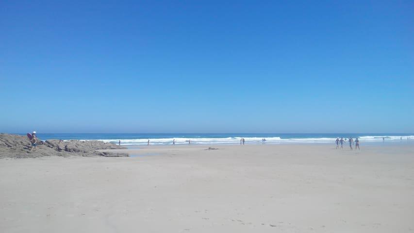Apto. con Spa privado a dos minutos de la playa.