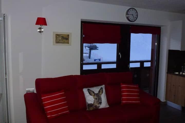 Appartamento APT 1 PAOLO OPEN 2 px Livigno Centro