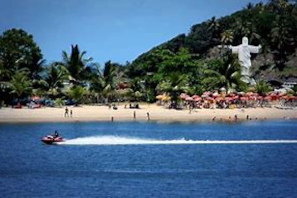 praia do cristo