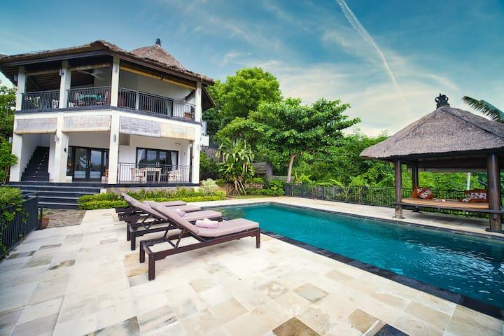 Lovina-Sing Sing Resort,Villa Mente a paradise.