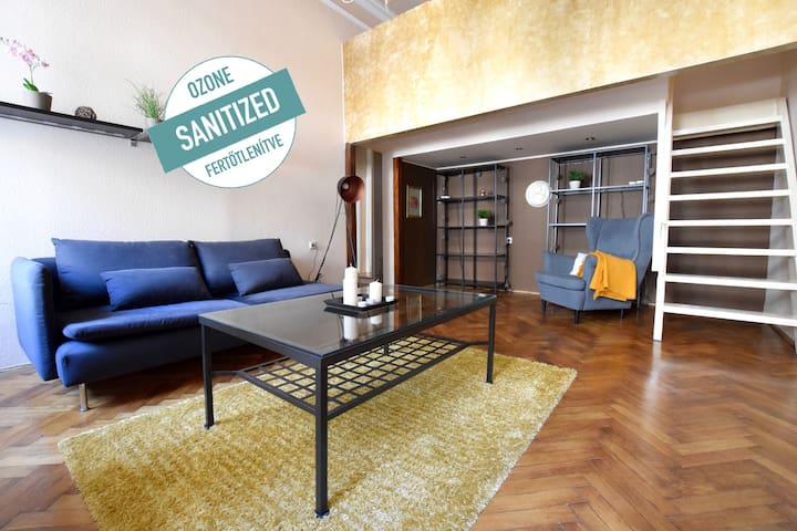 Standard Apartment by Hi5 - Basilica Area (112)