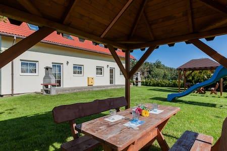 Holiday Home Neptun - left side - Kołczewo - Dům