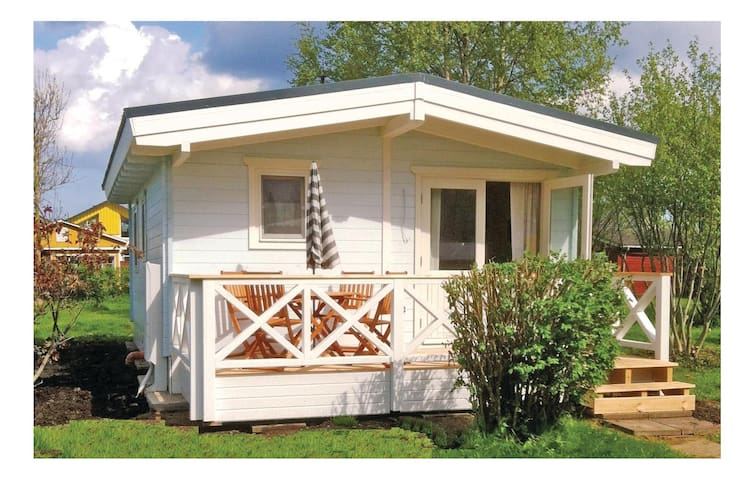 Holiday cottage with 2 bedrooms on 32m² in Süssau/Ostsee
