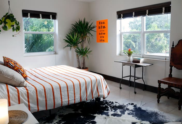 Lovely room in gorgeous MiMo apartment - Miami - Appartement