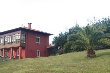 La Parra de Panchita - Villaviciosa - Haus
