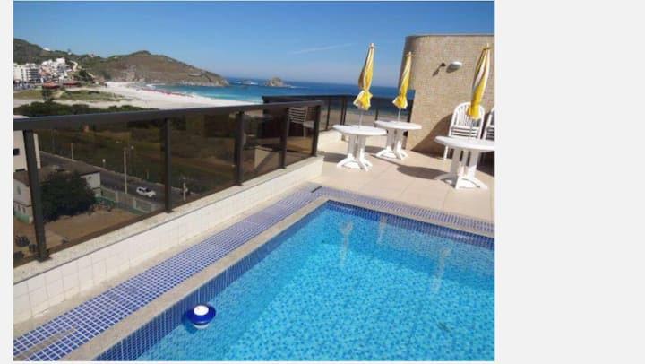 Apartamento de Excelente Qualidade na Praia Grande