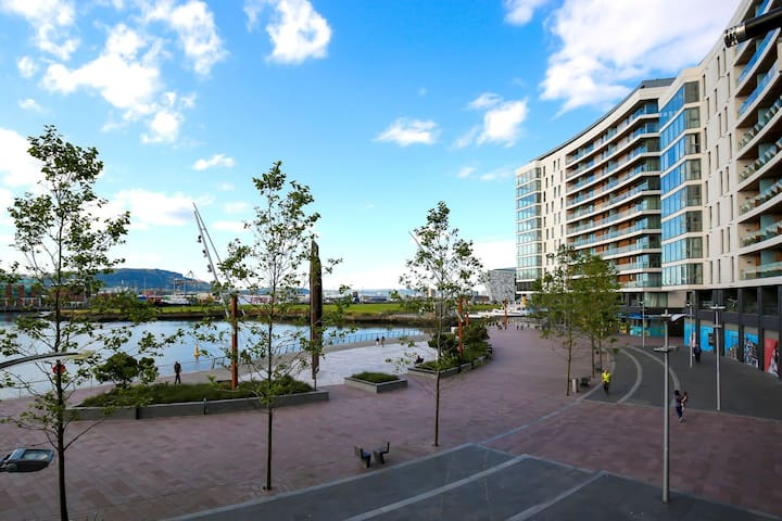BT1 Apartments - Titanic Quarter
