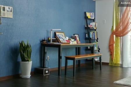 clean apartment with broaden mind - Bundang-gu, Seongnam-si - 公寓
