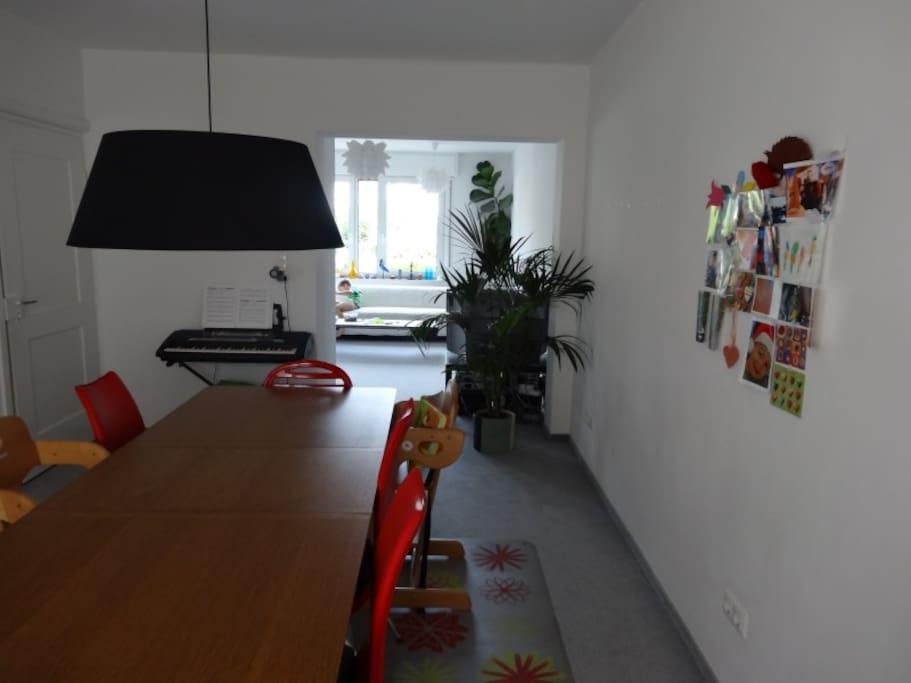 Ess- Wohnbereich