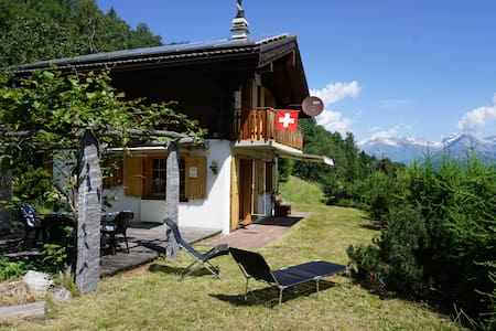 Idyllic holiday chalet RoMa