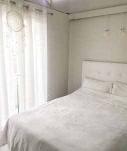 Double room in Las Americas with Wifi and pool!! - 阿罗纳 - 公寓