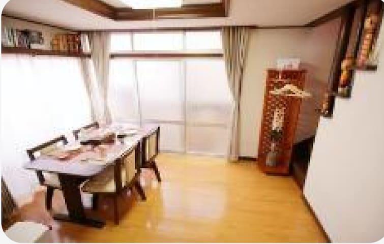 西早稻田站6分种!日本和风房子