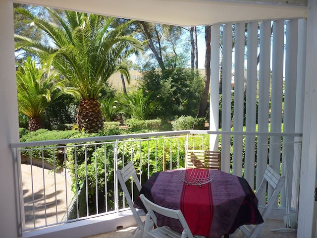 Appartment 50 meters of The Sea - Saint-Raphaël - Daire