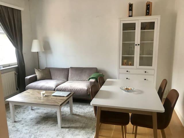 Charming apartment near Globen and Gullmarsplan