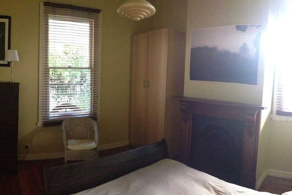 Bedroom tree view