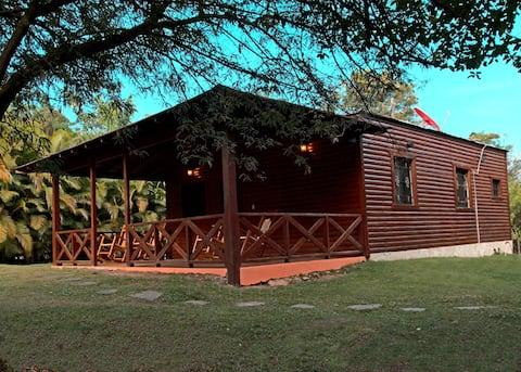 Casa de Campo Don Chireno, Vacacional La Isabela