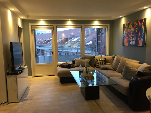 ONE OF OSLO'S MOST CENTRAL APARTMENT