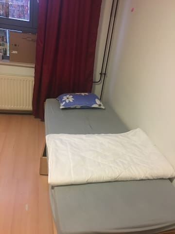 A room in dormitory area near Uni Paderborn