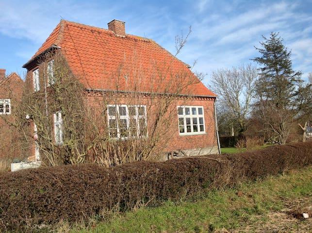 Onsbjerg Hovedgade 4 - Samsø - Casa