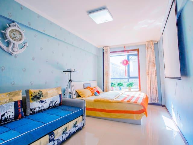 近附属医院民航大厦新华商圈巨幕电影泰国乳胶床垫《爱尚怡居》
