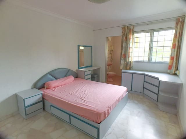 Master Bed room for rent - Singapour - Maison
