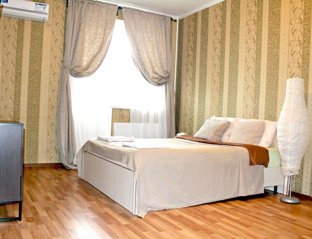 Уютная квартира не далеко от Шереметьево - Lobnya - Daire