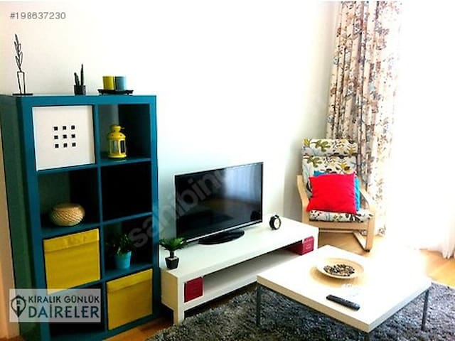 güven rental house istanbul - Bahçelievler - Apartment