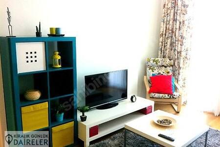 güven rental house istanbul - Bahçelievler - Appartement