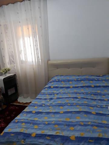 Komforlu, Rahat, Sıcak bir Özel oda