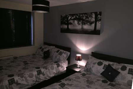 Liverpool Apartment close to Airport - Garston - Leilighet