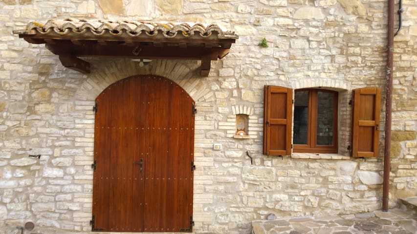Loft S.Chiara - Assisi - free wifi