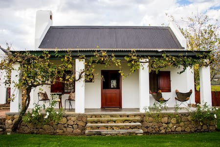 The Vineyard Cottage at Bosman Wines