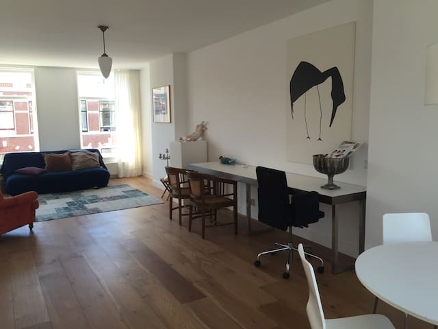 Modern apartment near beach and city centre - Den Haag