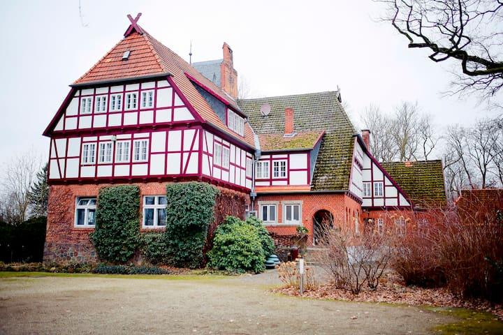 Gutshaus - GUT urlauben in der Lüneburger Heide